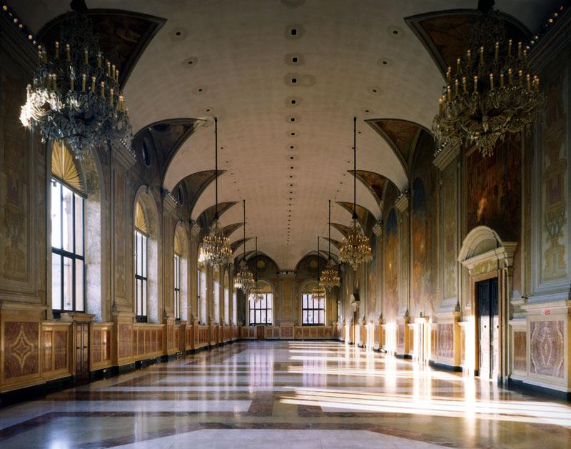 palazzo re enzo salone del podesta