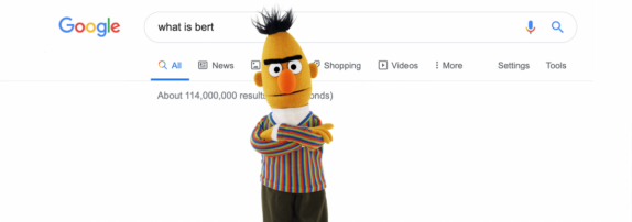 What is BERT cover