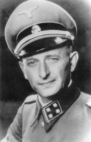 Adolf Eichmann 1942 cover