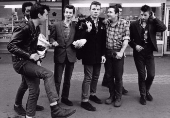 Cover YOUTHCLUB TEDDYBOYS