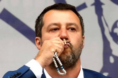 Matteo Salvini religione