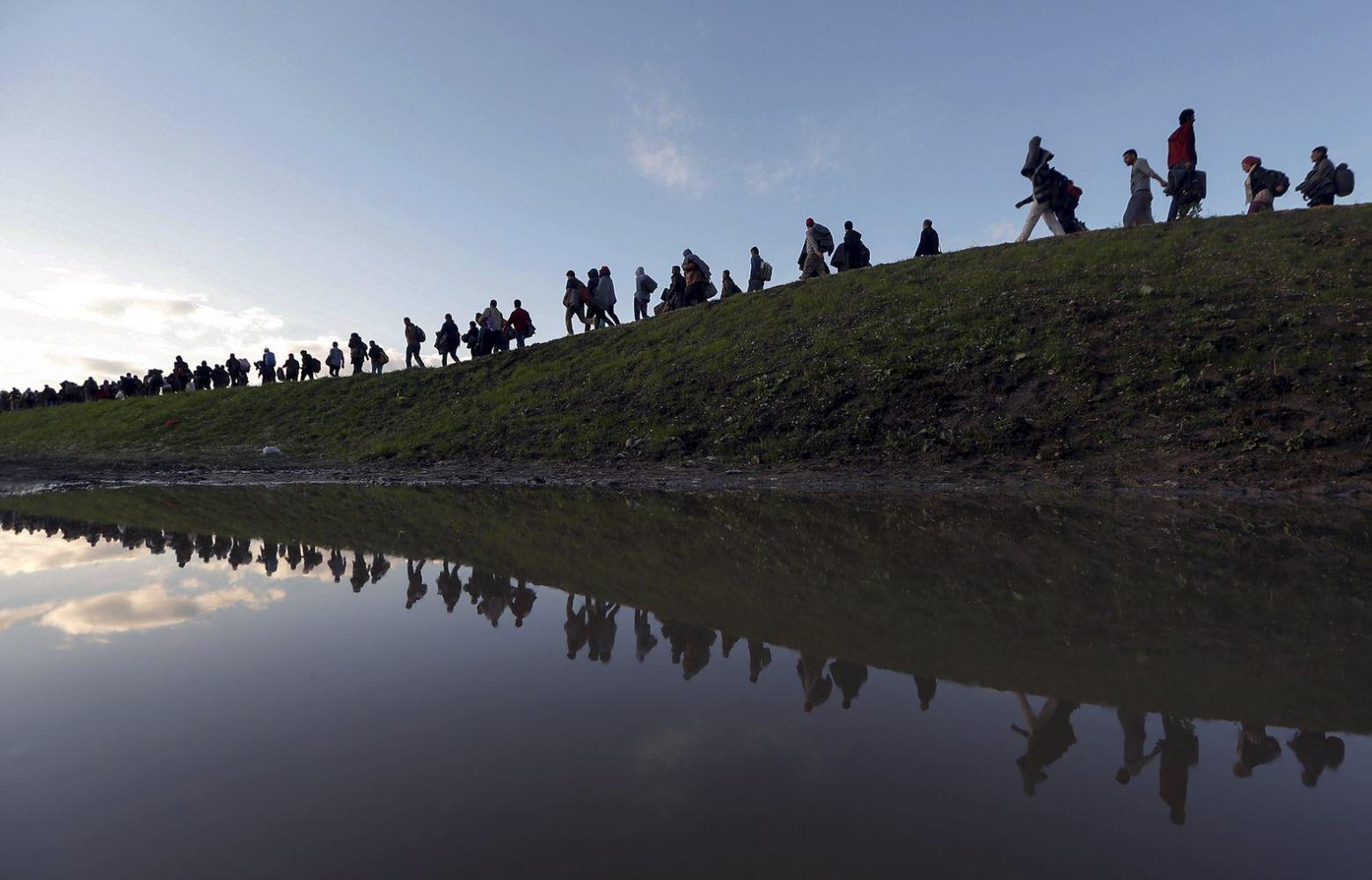 migranti slovenia