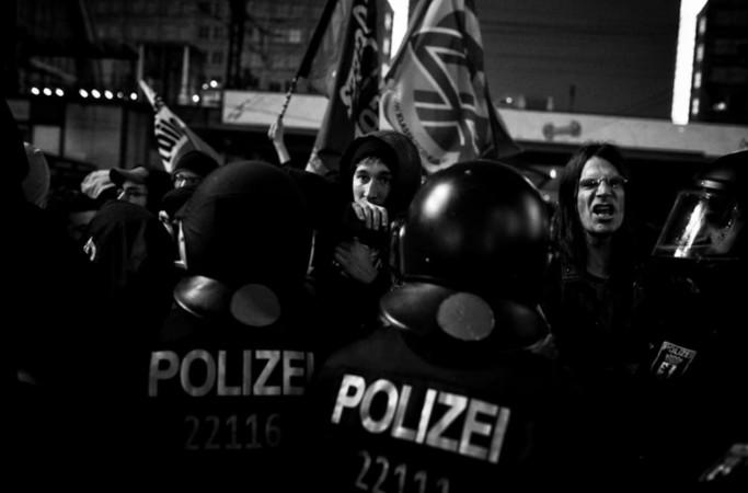riots alexanderplatz