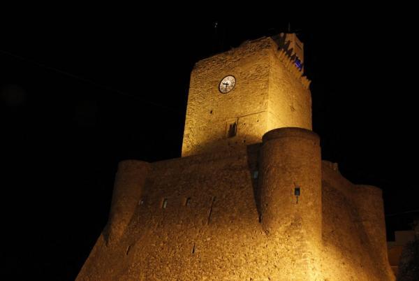 Termoli castello di Federico II
